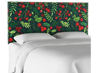 Queen Holly Headboard, , large