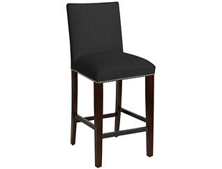 Nail Button Bar Stool, , large
