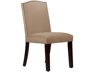 Camel Back Pearl Dining Chair, , large