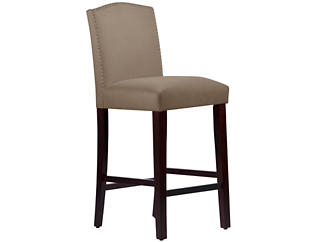 Camel Back Cocoa Bar Stool, , large