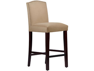 Camel Back Pearl Bar Stool, , large