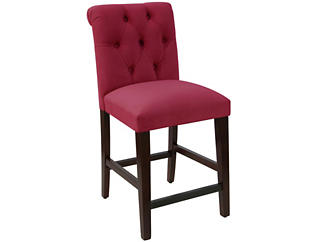 Rollback Berry Counter Stool, , large