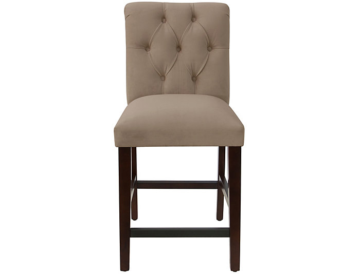 Rollback Brown Counter Stool, , large
