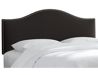 Ethan Nail Button Headboard, , large