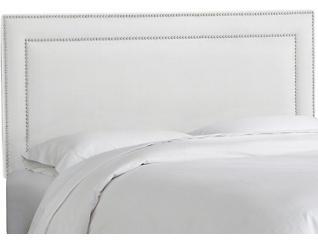 Twin Nailhead Headboard, , large