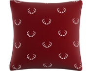 shop Rudolph Red 20x20 Down Pillow
