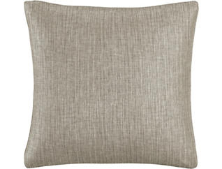 Carol Pewter 20x20 Down Pillow, , large