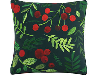 Holly 20x20 Down Pillow, , large