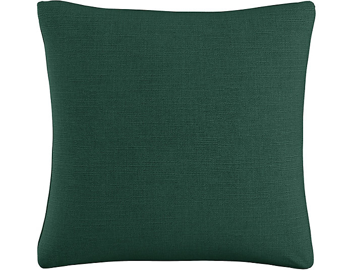 Kris Green 20x20 Down Pillow, , large