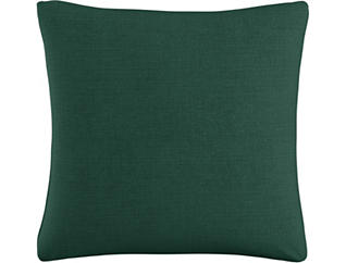 Kris Green 20x20 Down Pillow, , large