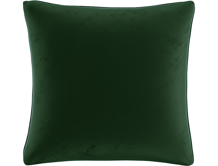 Emerald 20x20 Down Pillow, , large