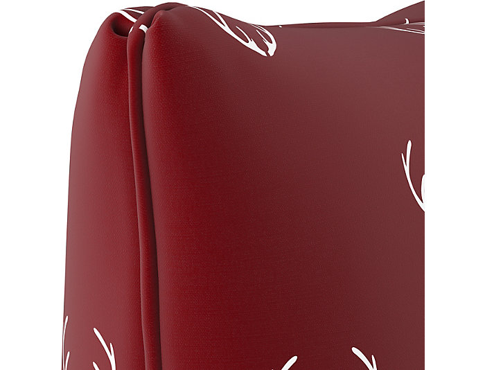 Rudolph Red 20x20 Pillow, , large