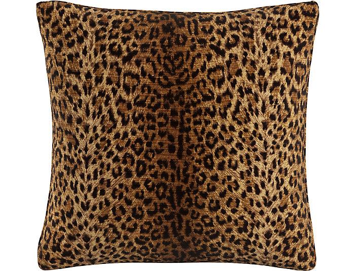 Cheetah 20x20 Pillow, , large