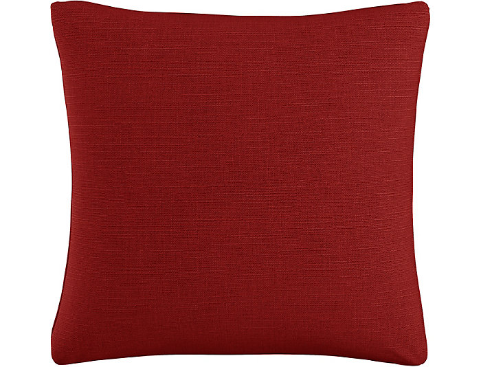 Kris Red 20x20 Pillow, , large