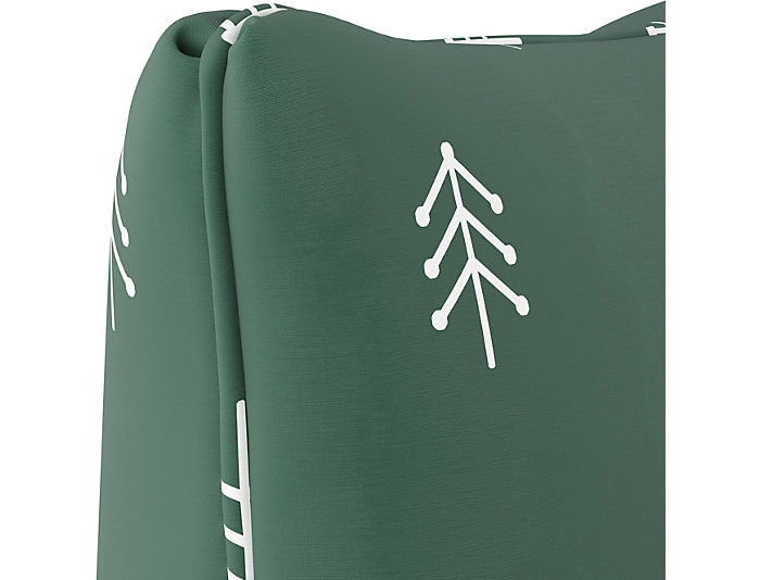 North Green 20x20 Pillow, , large