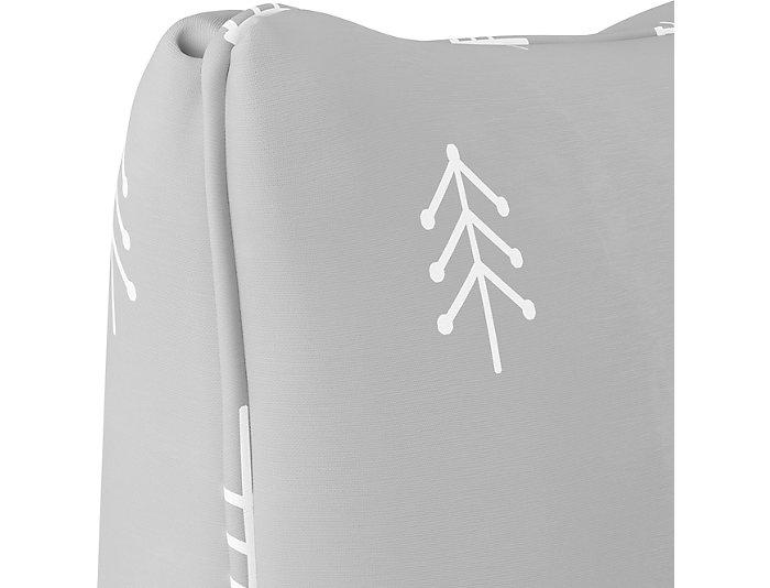 North Grey 20x20 Pillow, , large