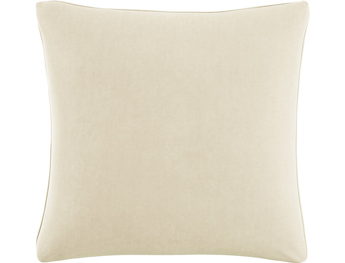 Lumi Ivory 20x20 Down Pillow, , large