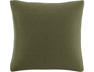 Lumi Green 20x20 Down Pillow, , large