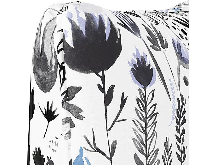 Noelle Blue 20x20 Pillow, , large