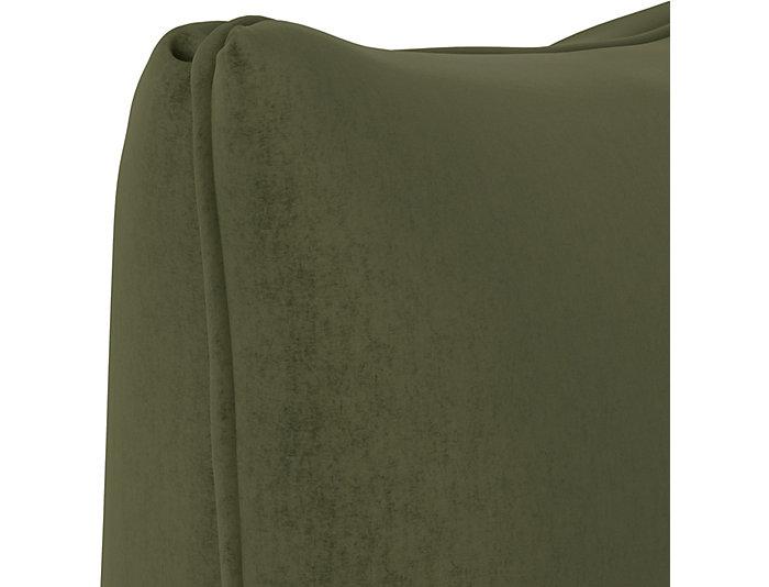 Lumi Green 20x20 Pillow, , large