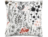 shop Noelle Red 20x20 Down Pillow