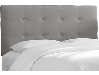 Queen Tufted Headboard, , large