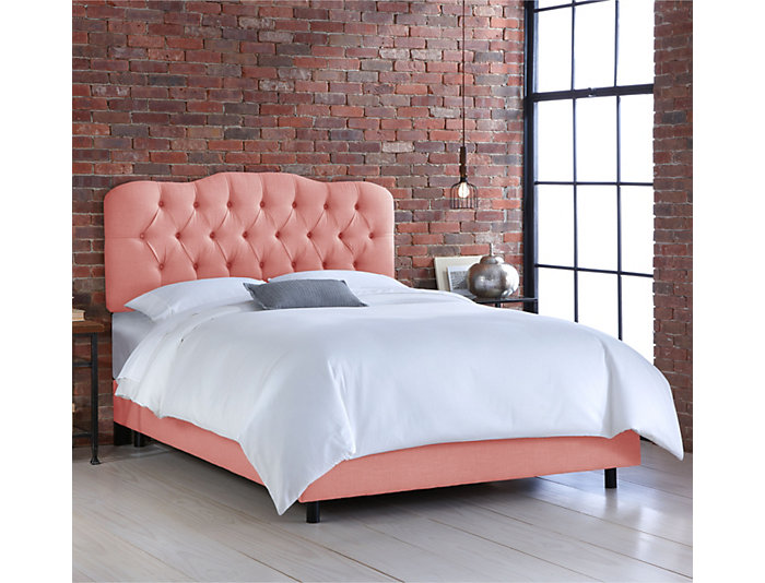 Queen Tufeted Headboard, , large