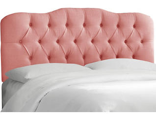 Twin Tufted Headboard, , large