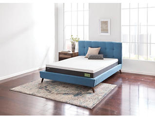 "Snoozecube Wunder 10"" Memory Foam Mattress & Foundations, , large"