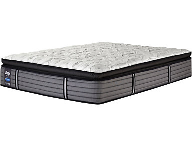 Sealy Acknowledge Pillow Top King Mattress, , large