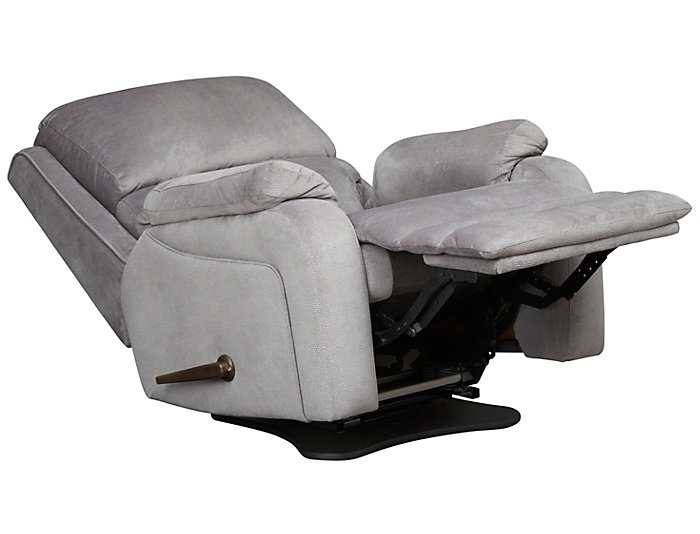 Ovation Swivel Recliner, , large