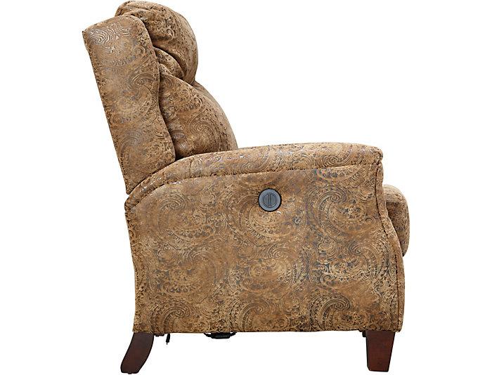 Fabulous Bowie Power Hi Leg Recliner Creativecarmelina Interior Chair Design Creativecarmelinacom
