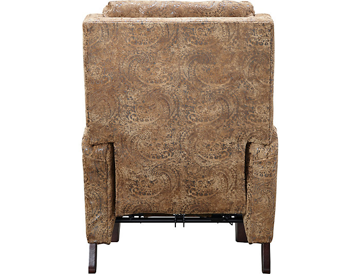 Peachy Bowie Power Hi Leg Recliner Creativecarmelina Interior Chair Design Creativecarmelinacom