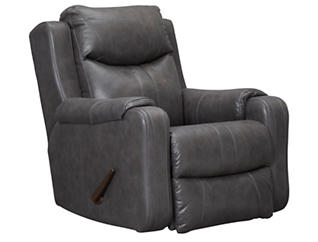 Southern Motion Marvel Rocker Recliner, Grey, , large