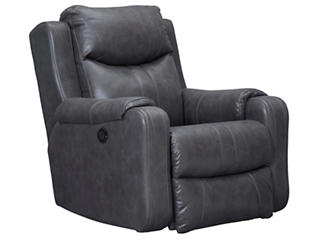 Southern Motion Marvel Power Wall Recliner, Grey, , large