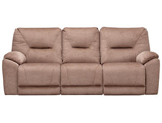 Southern Motion Dynamo Power Reclining Sofa, Brown, , large