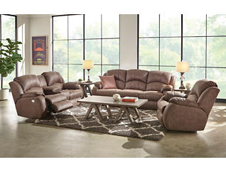 Carden Console Loveseat, , large