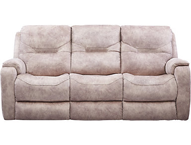Royal Flush Reclining Sofa, , Large