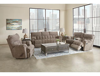 Will Power Reclining Console Loveseat, , large