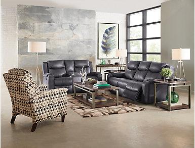 Marvel Reclining Sofa, , large