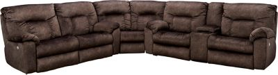 BigShot Power 3 PC Sectional