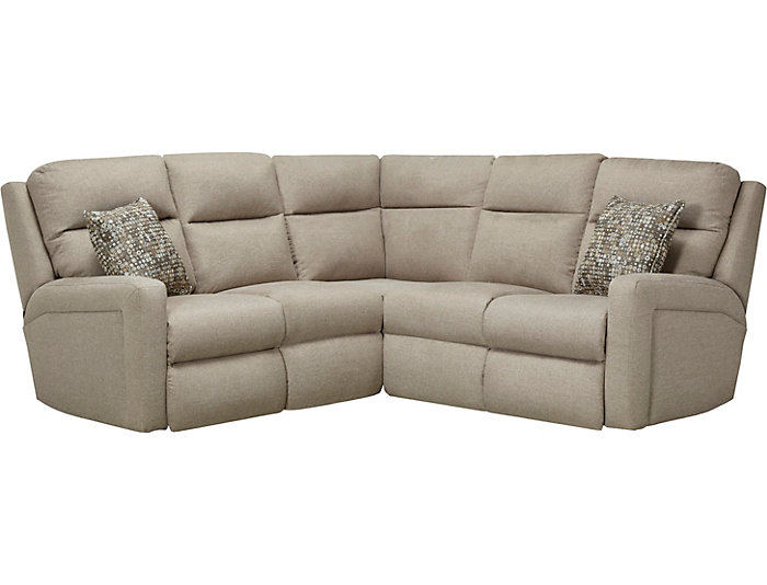 Denver 3 Piece Sectional