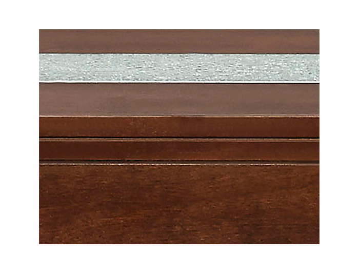 Ice Sofa Table, Brown, , large