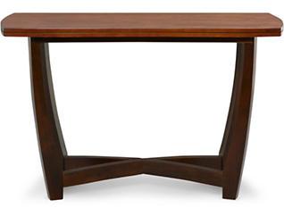 Kenzo Sofa Table, Brown, , large