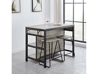 Carson Grey Kitchen Set, , large