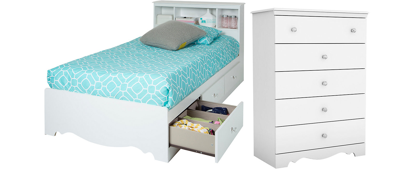 Crystal Bedroom Collection, , large