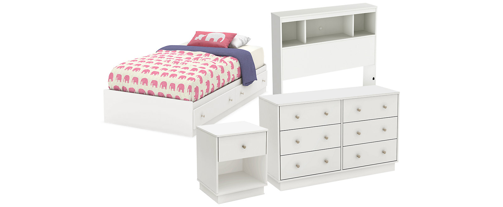 Litchi Bedroom Collection, , large