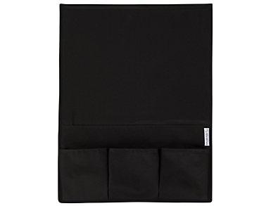 Black Bedside Caddy, , large