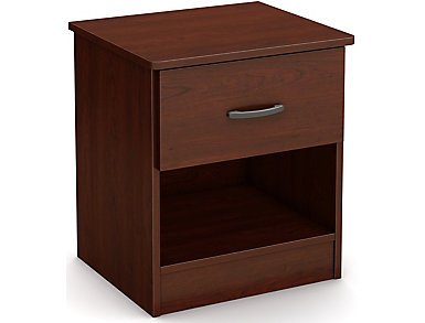 Libra Royal Cherry Nightstand, , large
