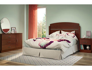 Libra Full Cherry Headboard, , large